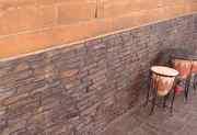 Облицовка фасада цоколя забора крыльца камина... - foto 1