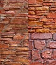 Облицовка фасада цоколя забора крыльца камина... - foto 6