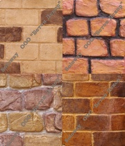 Облицовка фасада цоколя забора крыльца камина... - foto 7