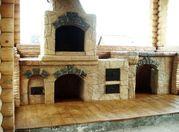 Облицовка фасада цоколя забора крыльца камина... - foto 10