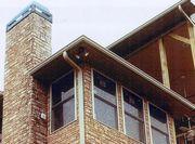 Облицовка фасада цоколя забора крыльца камина... - foto 11