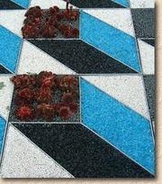 Декоративный гранит (окрашенный или цветной щебень) - foto 3
