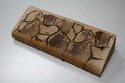 Укладка гибкого бордюра из бетона с рисунком - foto 7