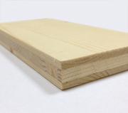 Деревянная трехслойная  плита из цельной древесины - оптом. - foto 3