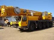 Аренда автокранов от 5 тонн до 500 тонн - foto 2