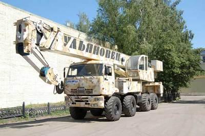 Аренда авто кранов 50-100 тонн. - main