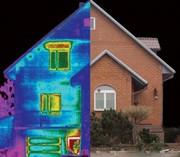 Тепловизионное обследование дома