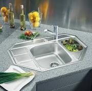 установка,  монтаж кухонных моек - foto 0