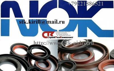 Манжеты армированные сальники кольца круглого сечения NOK made in Japa - main