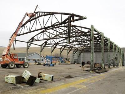 промышленный демонтаж зданий - main